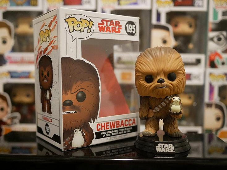 Funko Pop Star Wars : The Last Jedi - Chewbacca
