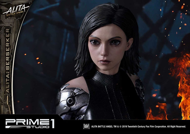 PRIME1STUDIO 1/4 : Alita: Battle Angel Alita: Berserker