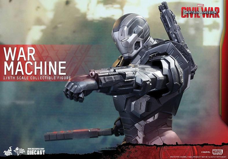 Hot Toys : CAPTAIN AMERICA: CIVIL WAR WAR MACHINE MARK III