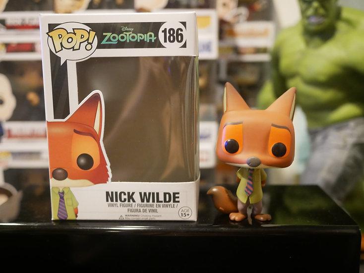 Funko Pop Disney :  Zootopia - Nick Wilde