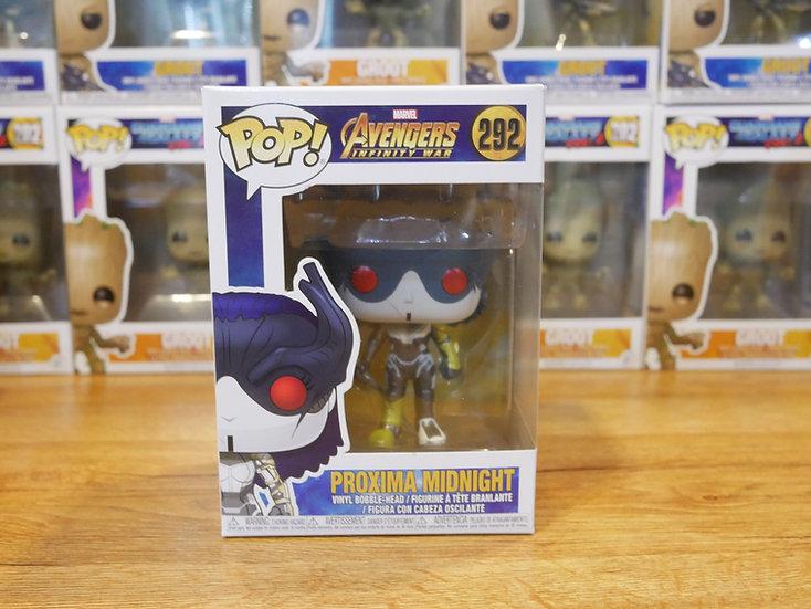 Funko POP Marvel : Avengers Infinity wars: Proxima Midnight
