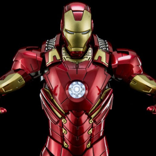 KING ARTS : Iron Man Mark VIII (Mk8)1/9 DIECAST