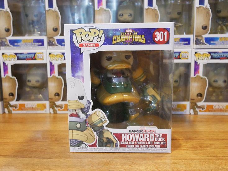 "Funko POP Games: Marvel-CoC-6"" Howard the Duck"