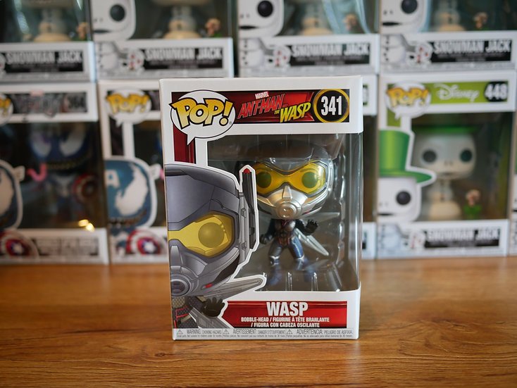 Funko POP Marvel: Ant-Man & The Wasp : The Wasp