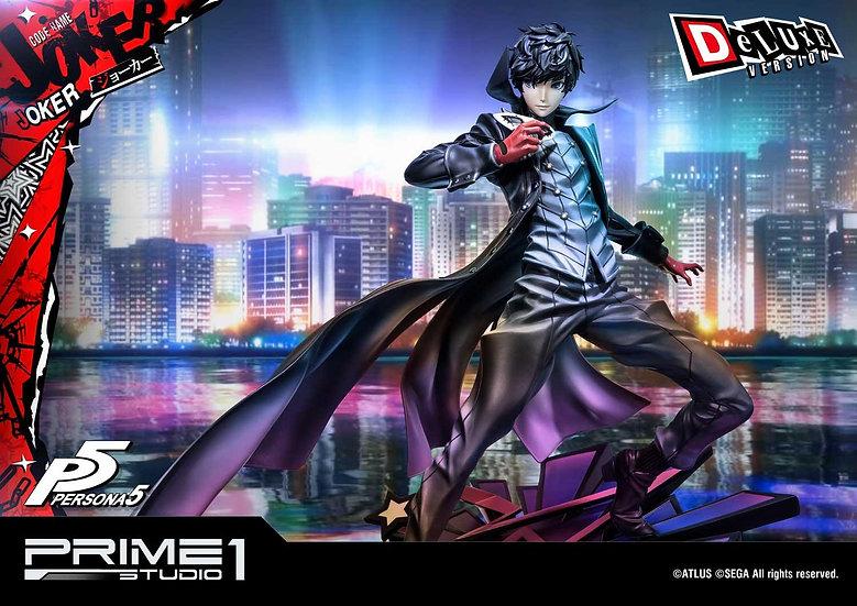 PRIME1STUDIO 1/4 : Persona 5 Protagonist 'Joker' [Deluxe]