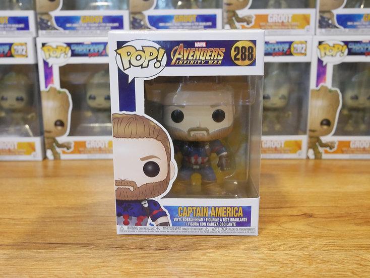 Funko POP Marvel : Avengers Infinity wars: Captain America