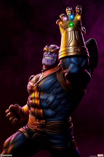 Sideshow Statue : Thanos (Modern Version)