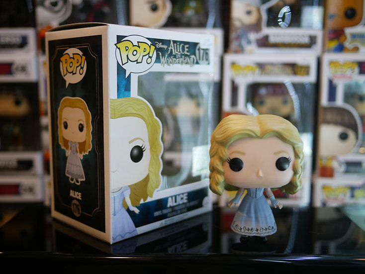 Funko Pop Disney : Alice in the Wonderland - Alice