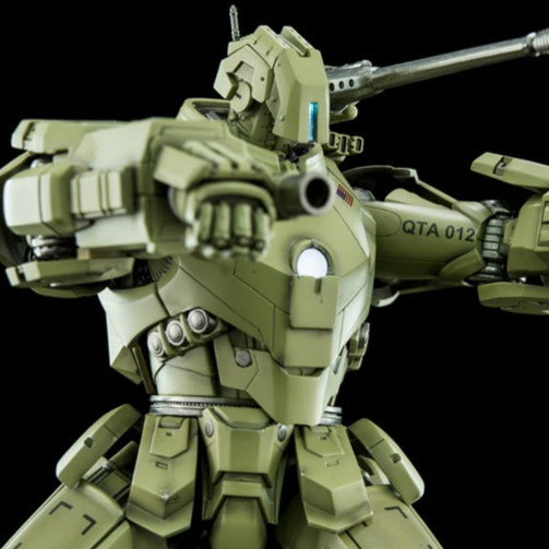 [LIMIT ORDER] KING ARTS : Ground Assault Drone 1/9 DIECAST