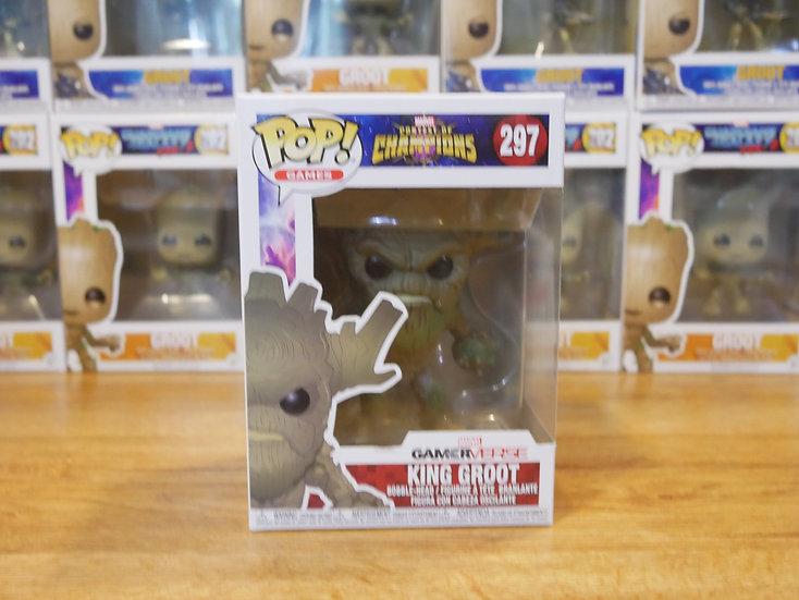 Funko POP Games: Marvel-CoC-King Groot