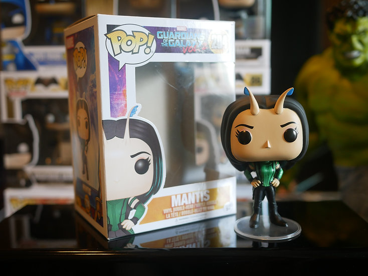 Funko Pop Movies : Guardians of the Galaxy 2 - Mantis