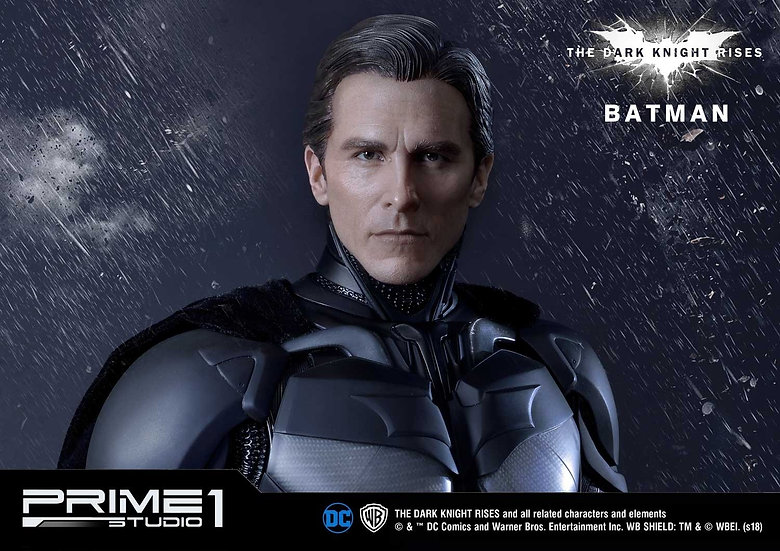 PRIME1STUDIO : THE DARK KNIGHT RISES BATMAN [EXCLUSIVE]
