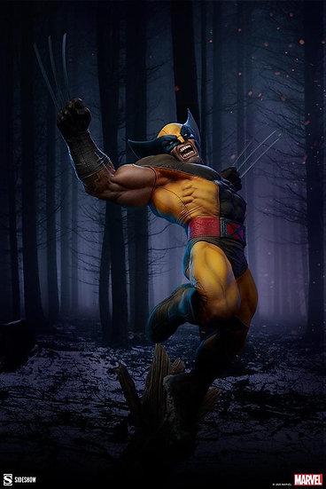 [21/2/21] Sideshow 1/4 PFF : Wolverine