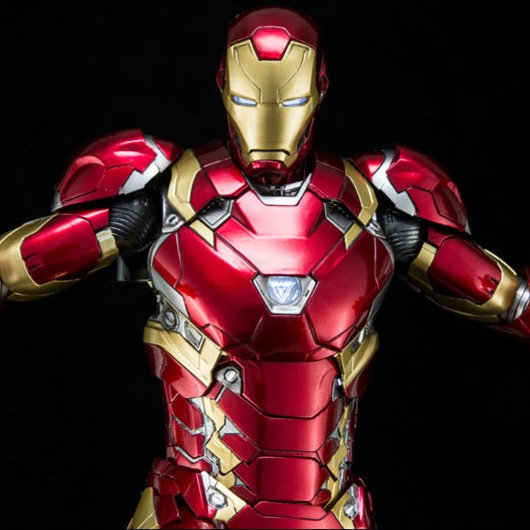 KING ARTS : Iron Man Mark46 1/9 DIECAST