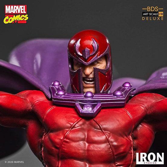 IRON STUDIOS 1/10 : Magneto [Deluxe]