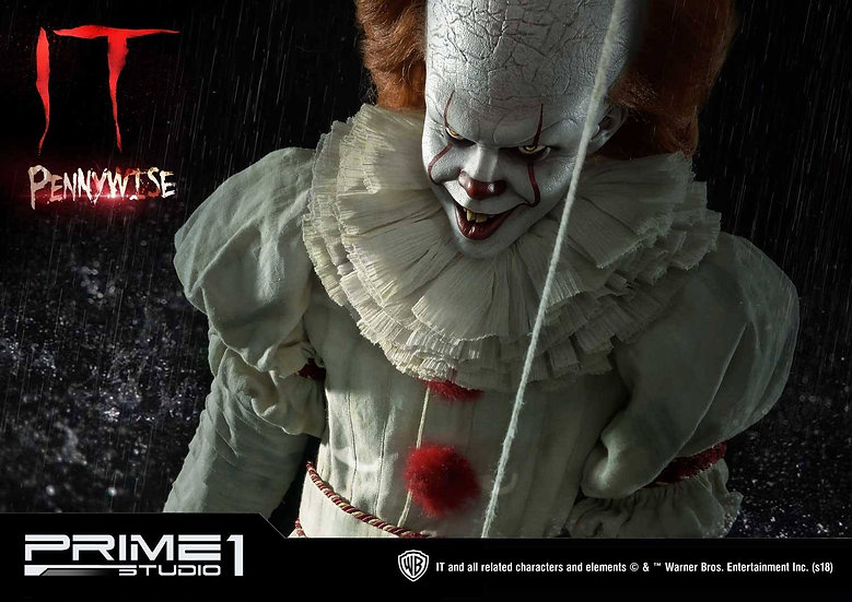 PRIME1STUDIO 1/2 PENNYWISE