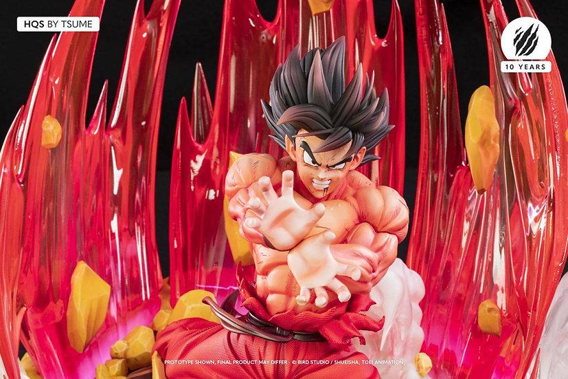 [LIMIT ORDER]  Tsume Art HQS 1/6 : Goku Kaio-ken (Dragon Ball Z)