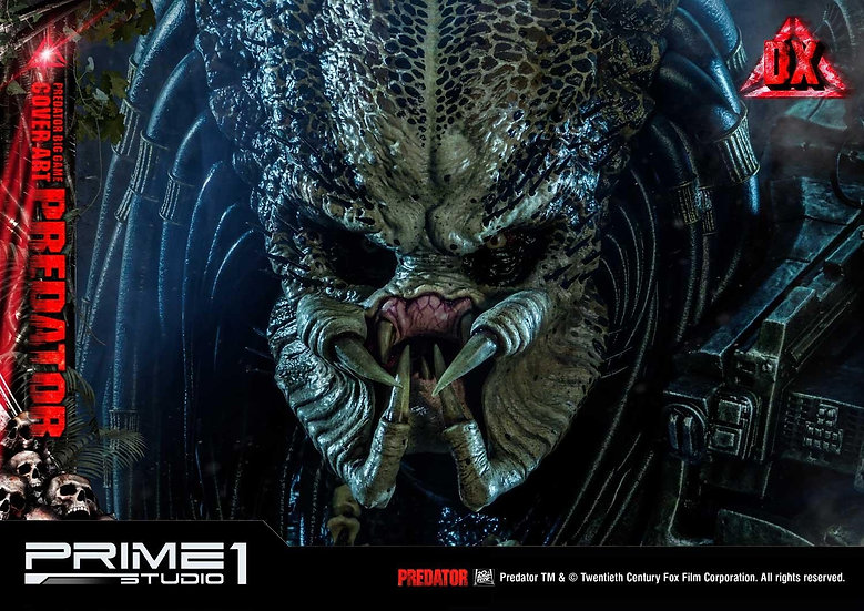 PRIME1STUDIO 1/4 : Big Game Cover Art Predator [Deluxe]