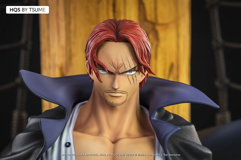 [LIMIT ORDER] TSUME HQS : ONE PIECE Shanks