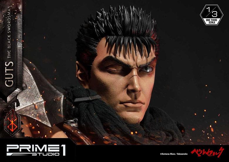 PRIME1STUDIO 1/3 : Berserk, Guts, The Black Swordsman