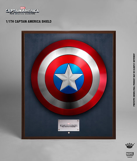 KING ARTS : Captain America Shield 1/1