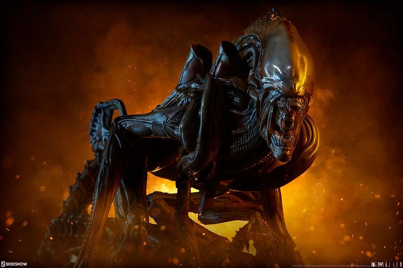 SIDESHOW MAQUETTE : ALIEN WARRIOR – MYTHOS [EXCLUSIVE]