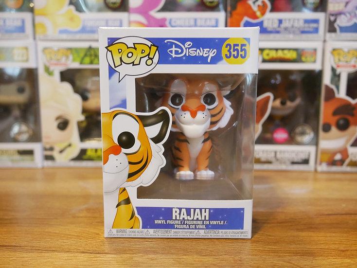 Funko POP Disney: Aladdin - Rajah