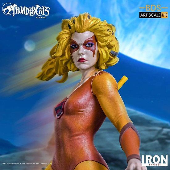 IRON STUDIOS 1/10 : Cheetara (Thundercats)