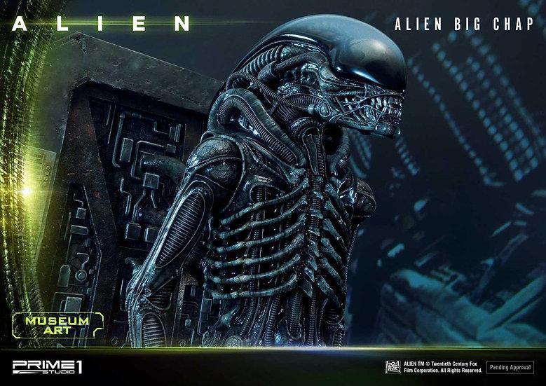 "PRIME1STUDIO : Alien Big Chap ""Museum art"""