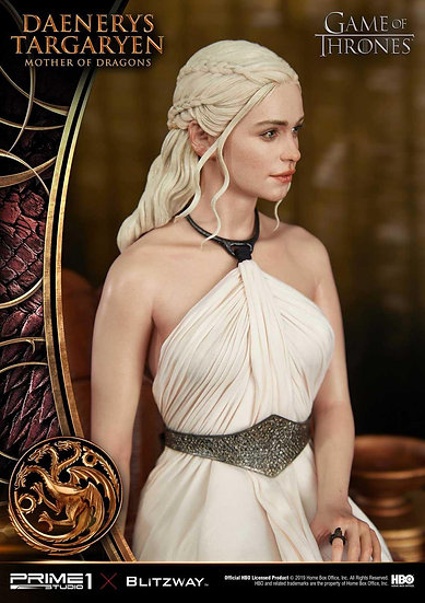 PRIME1STUDIO  : Game of Thrones Daenerys Targaryen, Mother of Dragons