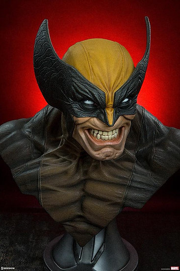 Sideshow Wolverine 1/1 Life-Size Bust