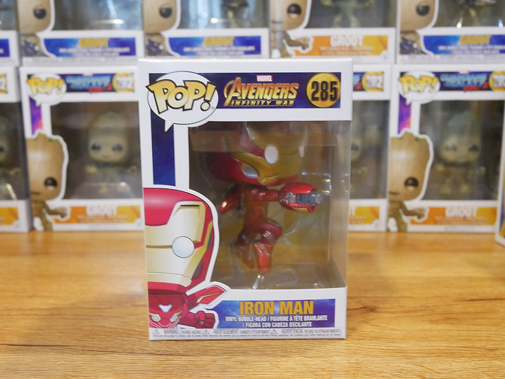 Funko POP Marvel : Avengers Infinity wars : Iron Man
