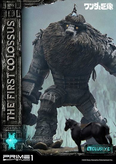 PRIME1STUDIO : Shadow of the Colossus The First Colossus [EXCLUSIVE]