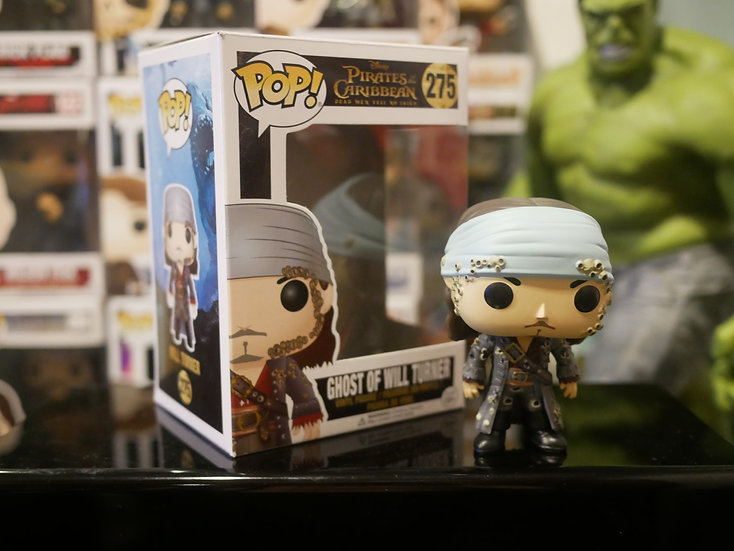 Funko Pop Movies : Pirate of the Caribbean 5 - Ghost of will Turner