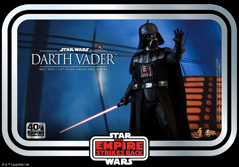 Hot Toys 1/6 : STAR WARS: THE EMPIRE STRIKES BACK™ DARTH VADER™