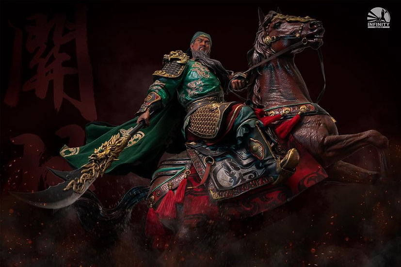 Infinity Studio 1/4 : Three Kingdoms : Guan Yu