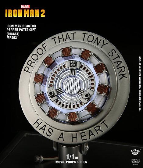[LIMIT ORDER] KING ARTS : Pepper potts gift Reactor 1/1 Movie Props