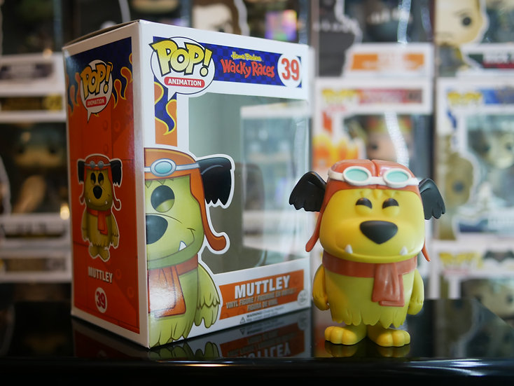 Funko Pop Animation: Hanna Barbera - Muttley