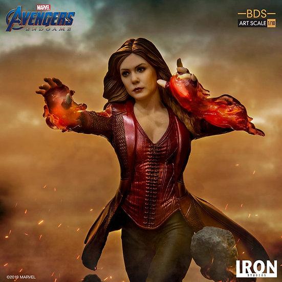 IRON STUDIOS 1/10 : Avengers: Endgame Scarlet Witch