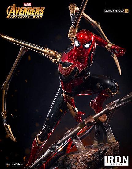 IRON STUDIOS 1/4 : IRON SPIDER-MAN