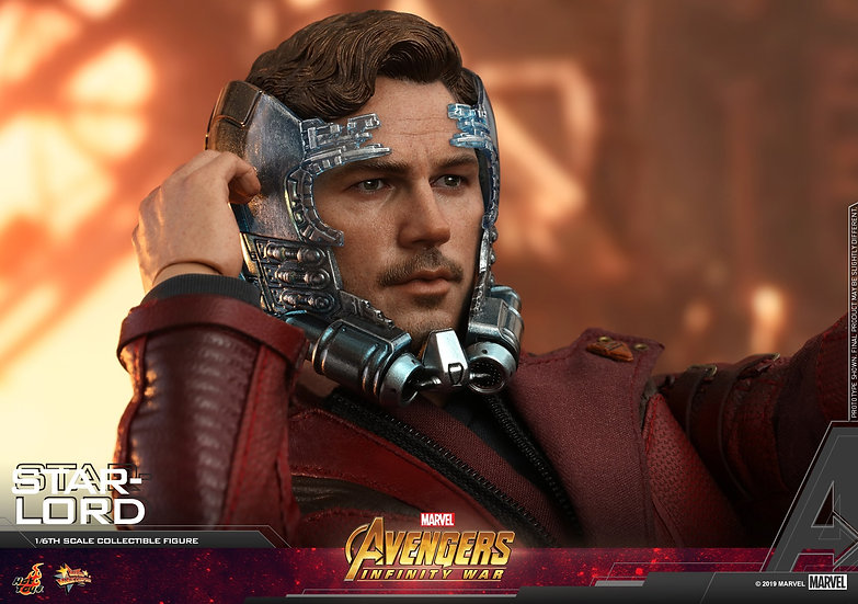 Hot Toys : AVENGERS: AVENGERS: INFINITY WAR STAR-LORD