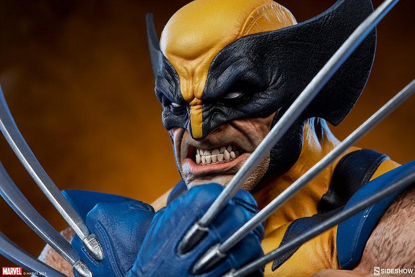SIDESHOW Bust : Wolverine