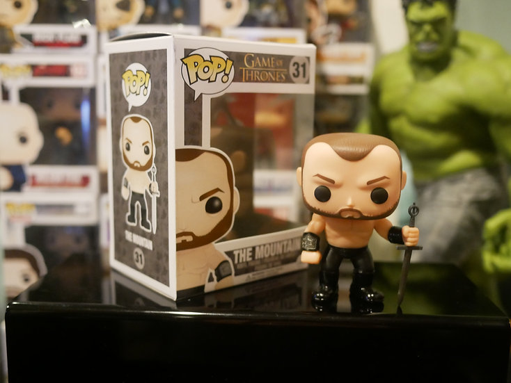 Funko Pop TV: Game of Thrones-The Mountain