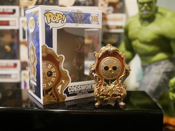 Funko Pop Disney : Beauty and The Beast - Cogsworth
