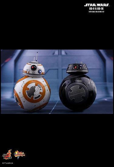 STAR WARS: THE LAST JEDI BB-8 & BB-9E
