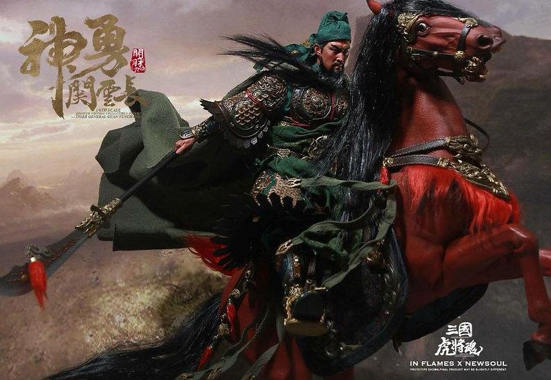 IN FLAMES X NEWSOUL : GUAN YUNCHAN & THE CHITU HORSE
