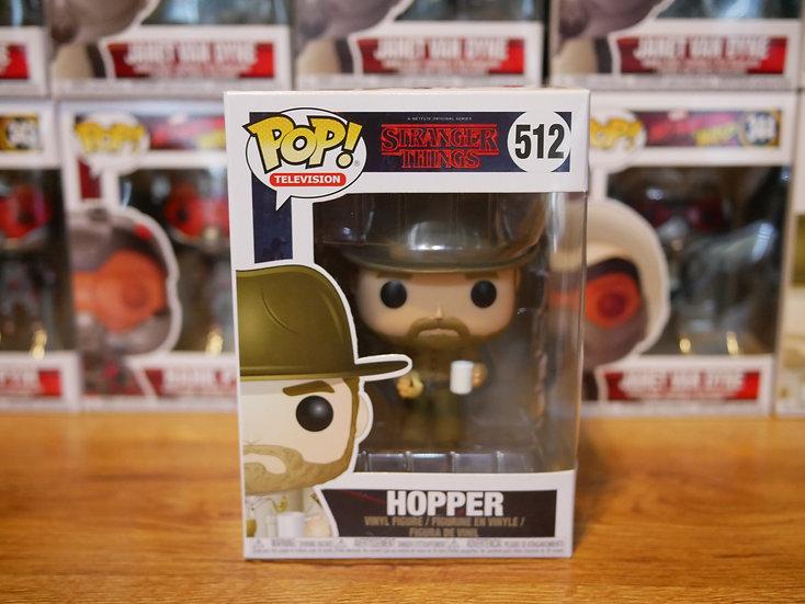Funko POP Television: ST - Hopper w/Donut