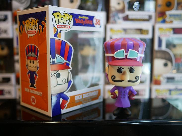 Funko Pop Disney :  Hanna Barbera - Dick Dastardly