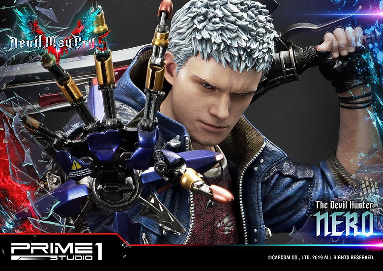 PRIME1STUDIO : Devil May Cry V Nero