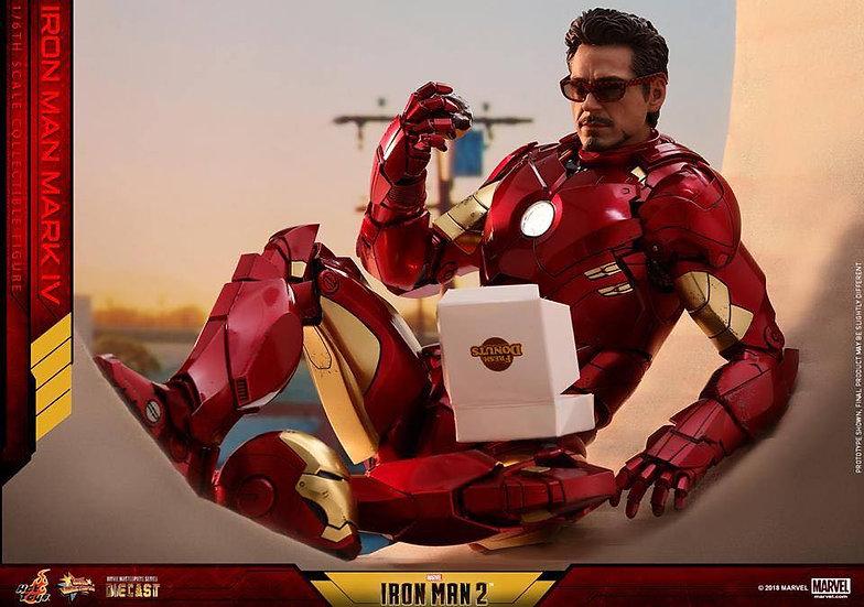 Hot Toys : IRON MAN 2 - MARK IV